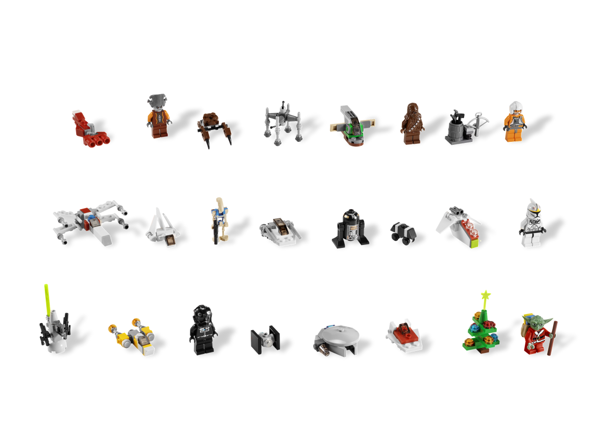 LEGO Star Wars Advent Calendar 7958 Building Sets