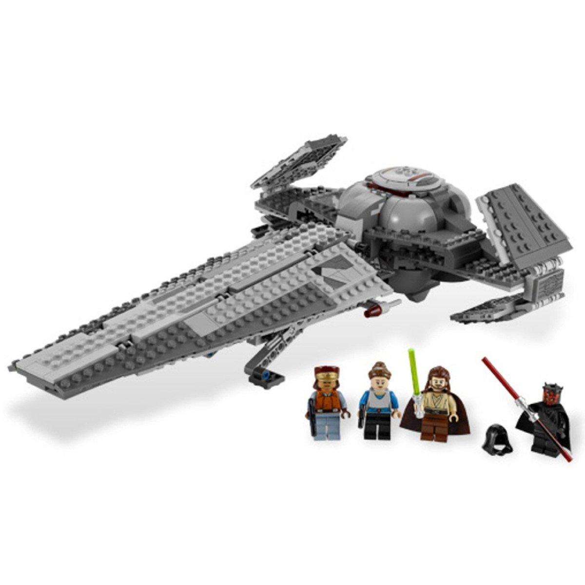 LEGO Star Wars Darth Maul's Sith Infiltrator 7961 Assembled