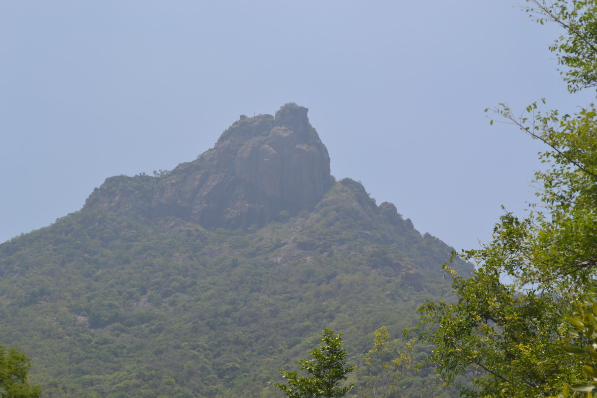 A must go place for trekking - Parvathamalai