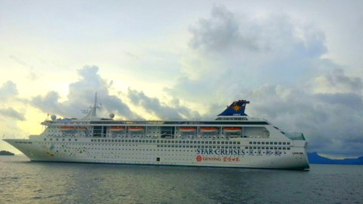 Star Cruises Superstar Libra Ship Review