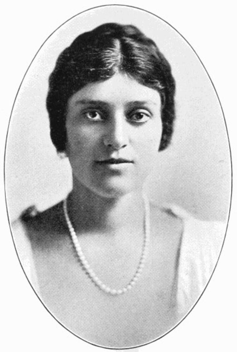 Alma Gluck circa 1920