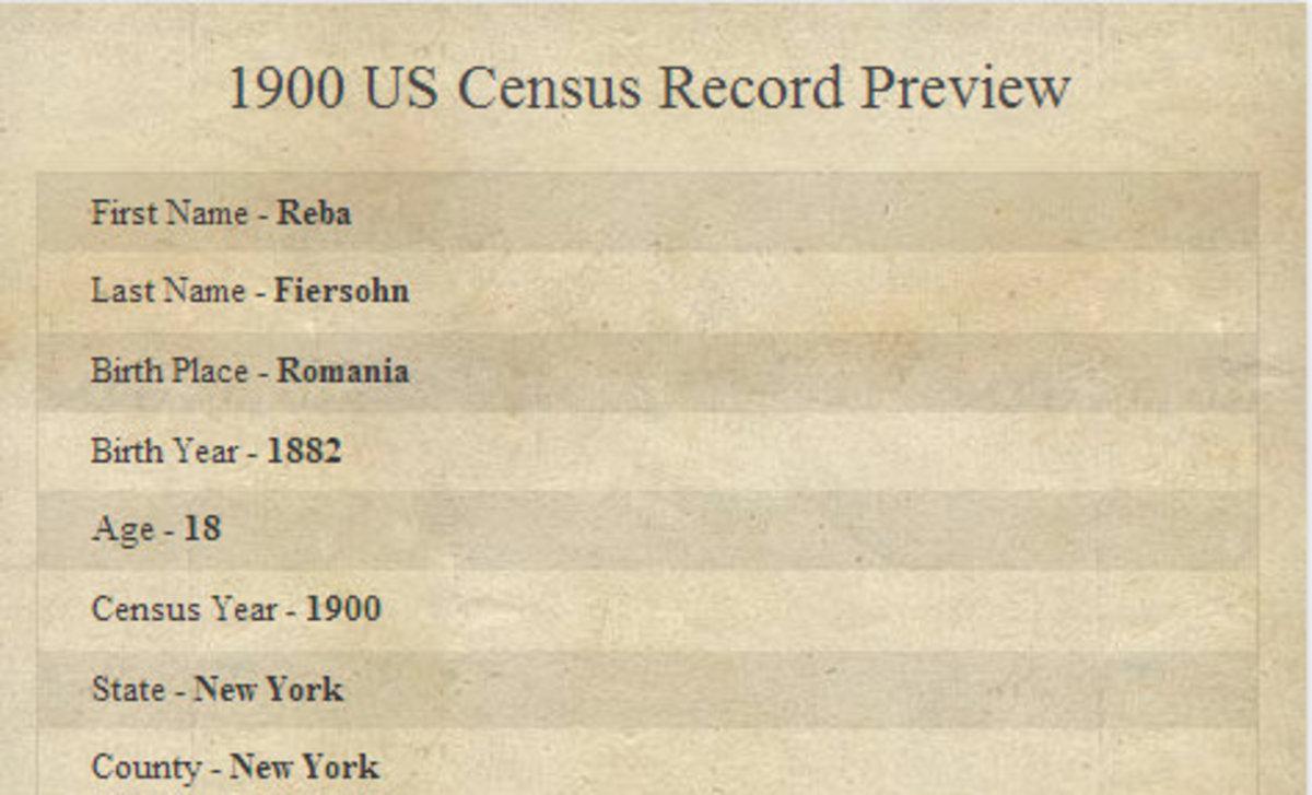 http://www.censusrecords.com/Search?FirstName=Reba&LastName=Fiersohn&State=New%20York&CensusYear=1900