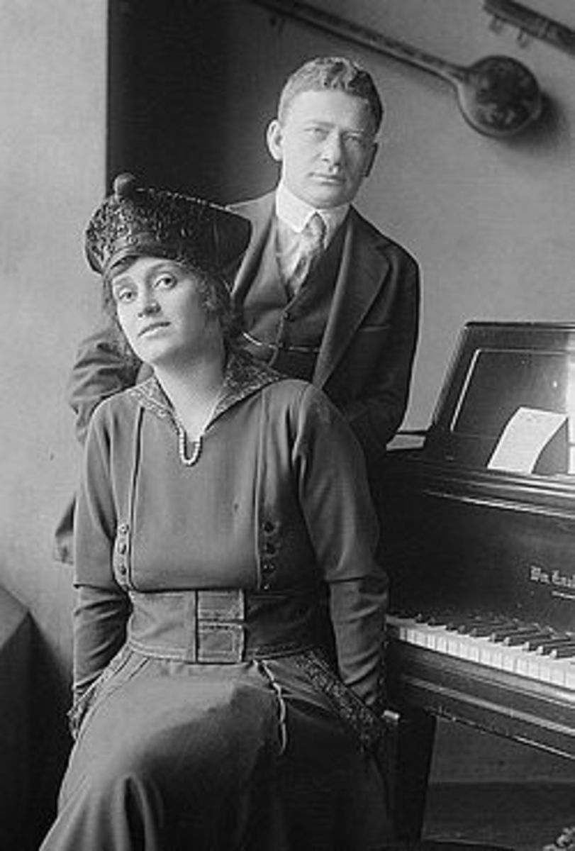 Once married, they made many recordings as duets and became widely popular