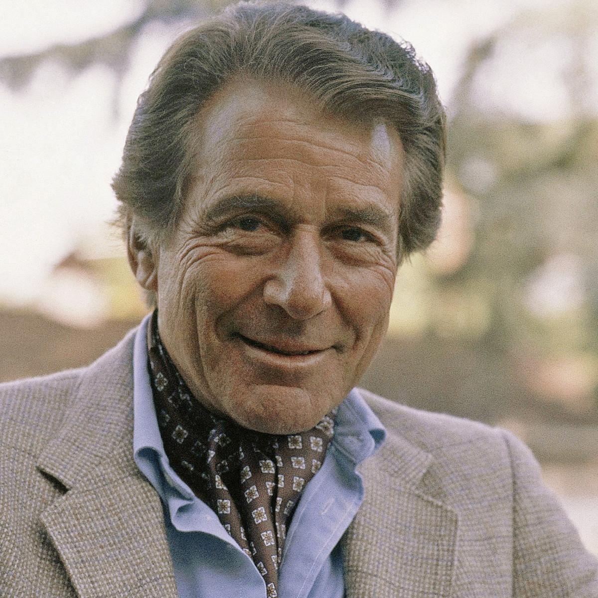 Efrem Zimbalist Jr., circa 1982