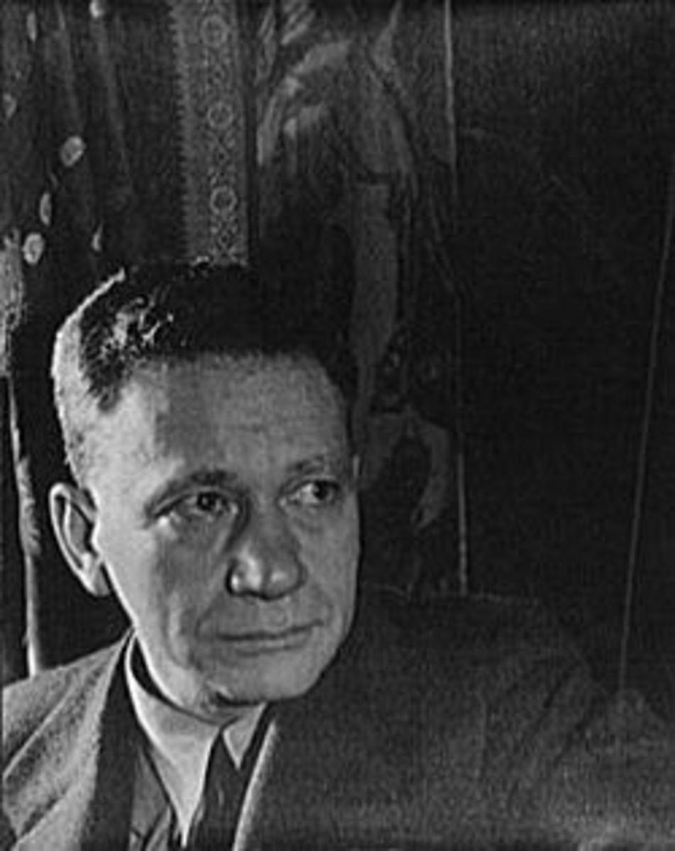 Efrem Zimbalist Sr, circa 1933