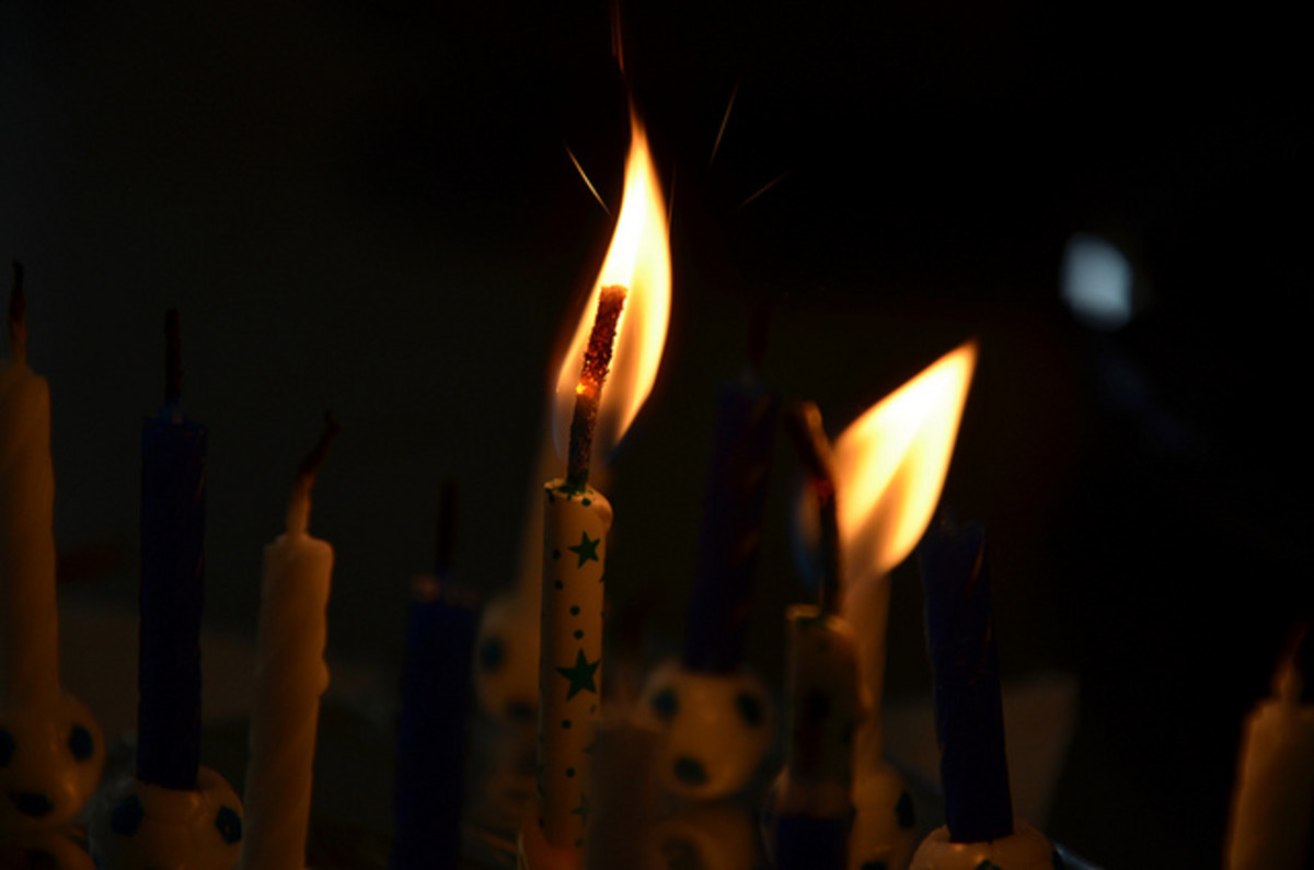 Essential oils can be used to greatly benefit candle and other forms of magic.