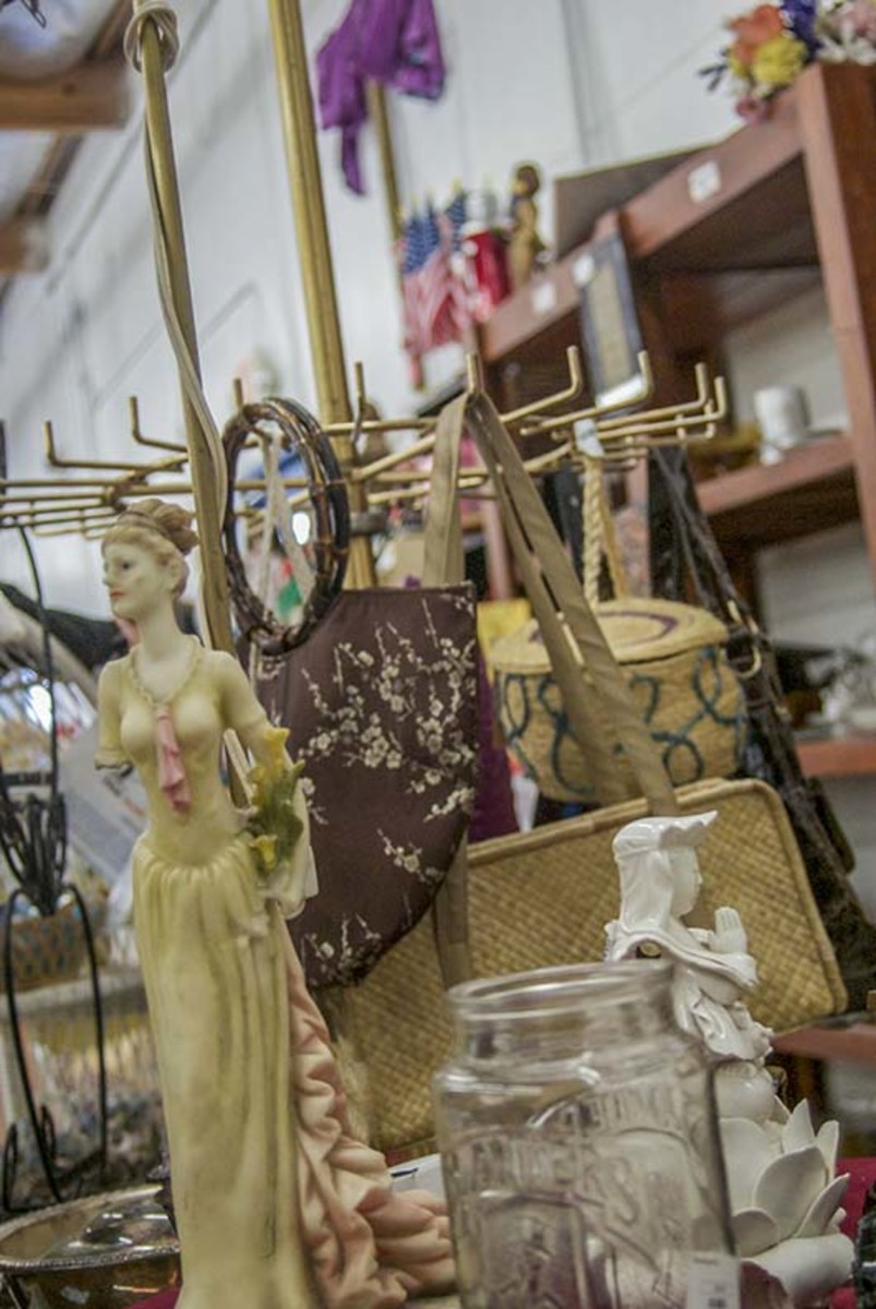Shopping at Thrift Stores Helps the Economy