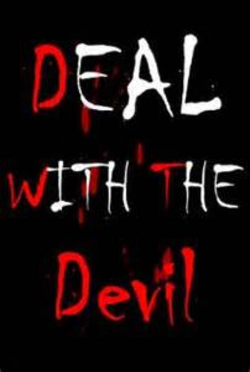 Dealing with the Devil & Spiritual Warfare