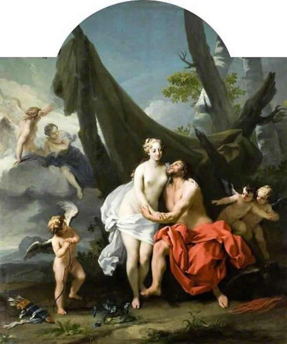 io and zeus in greek mythology