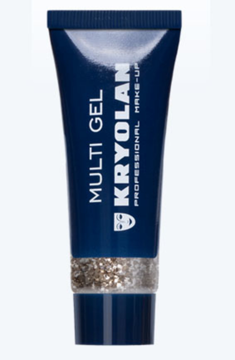 Kryolan Multi Gel in 'Pearl White'