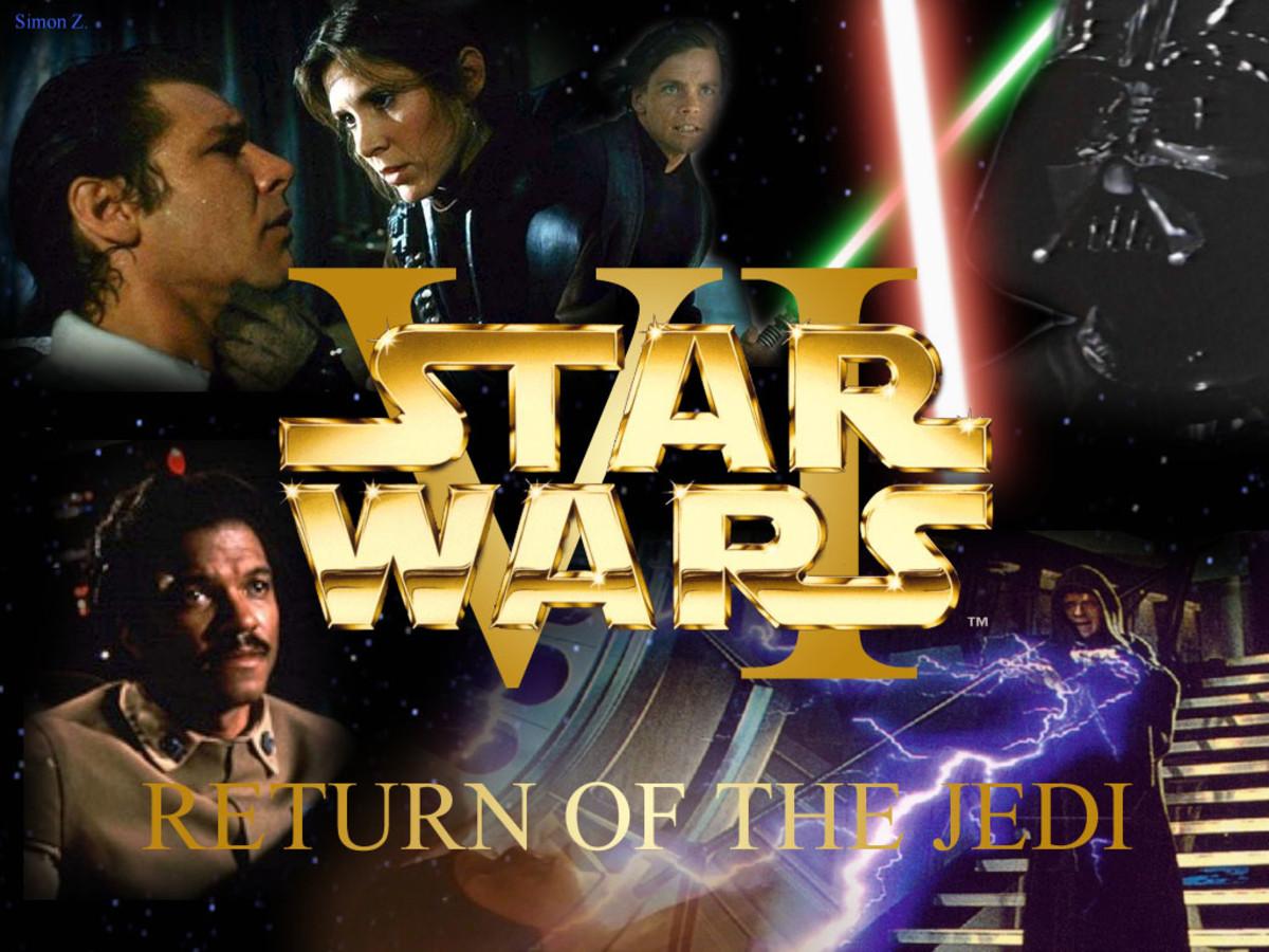 Episode 6: Return Of The Jedi