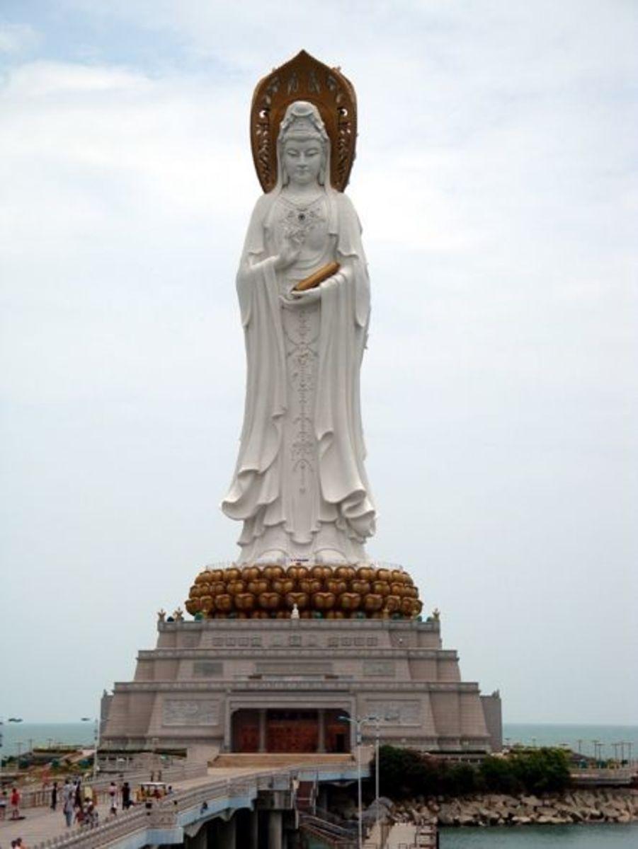 Nanshan Guanyin Buddha Statue