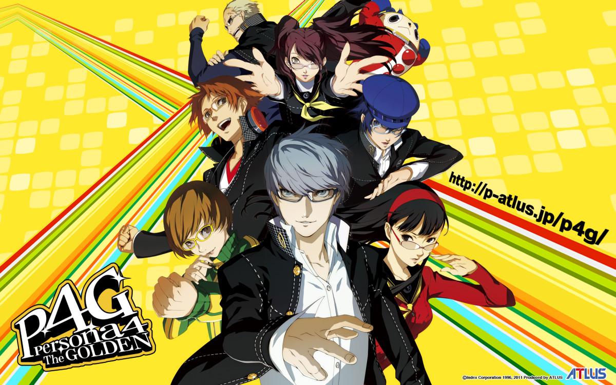 Persona 4 Main Characters