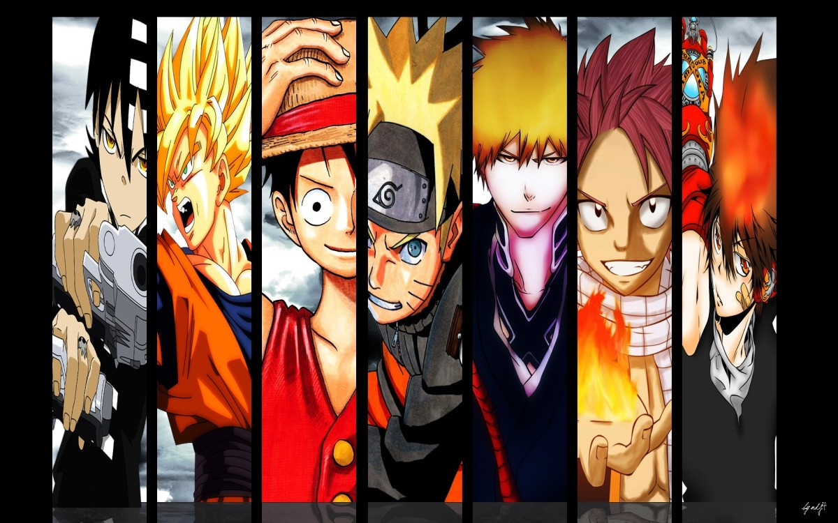 Top 5 Best Shounen Anime You Should Watch