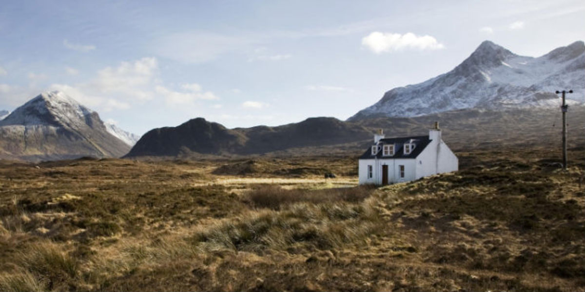 How To Buy A House In Scotland