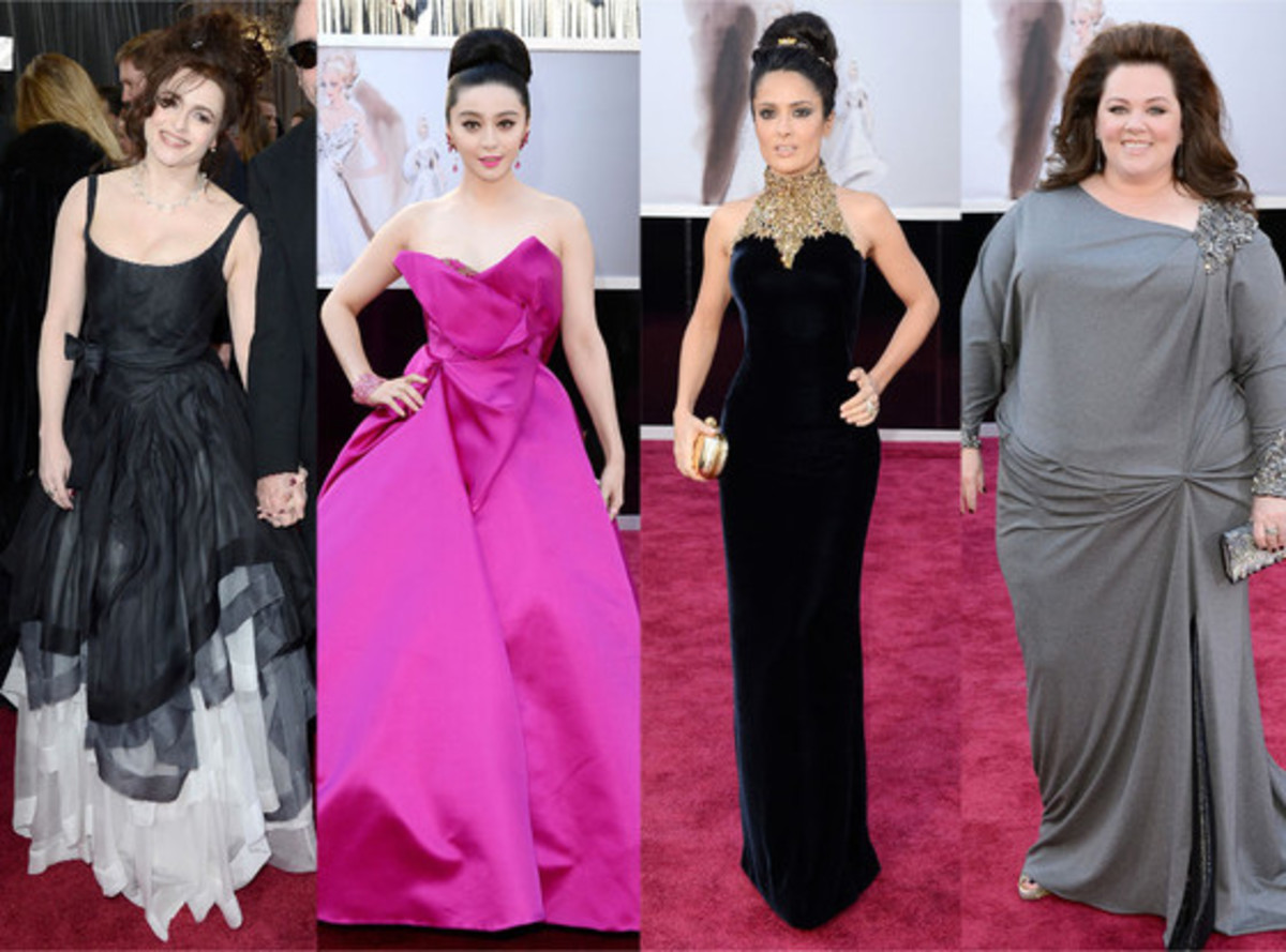"""""""Thanks for nothing Hollywood,"""" said all bigger actresses."""