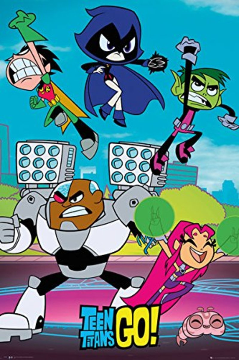 Teens Titans Go Birthday Party Ideas and Themed Supplies