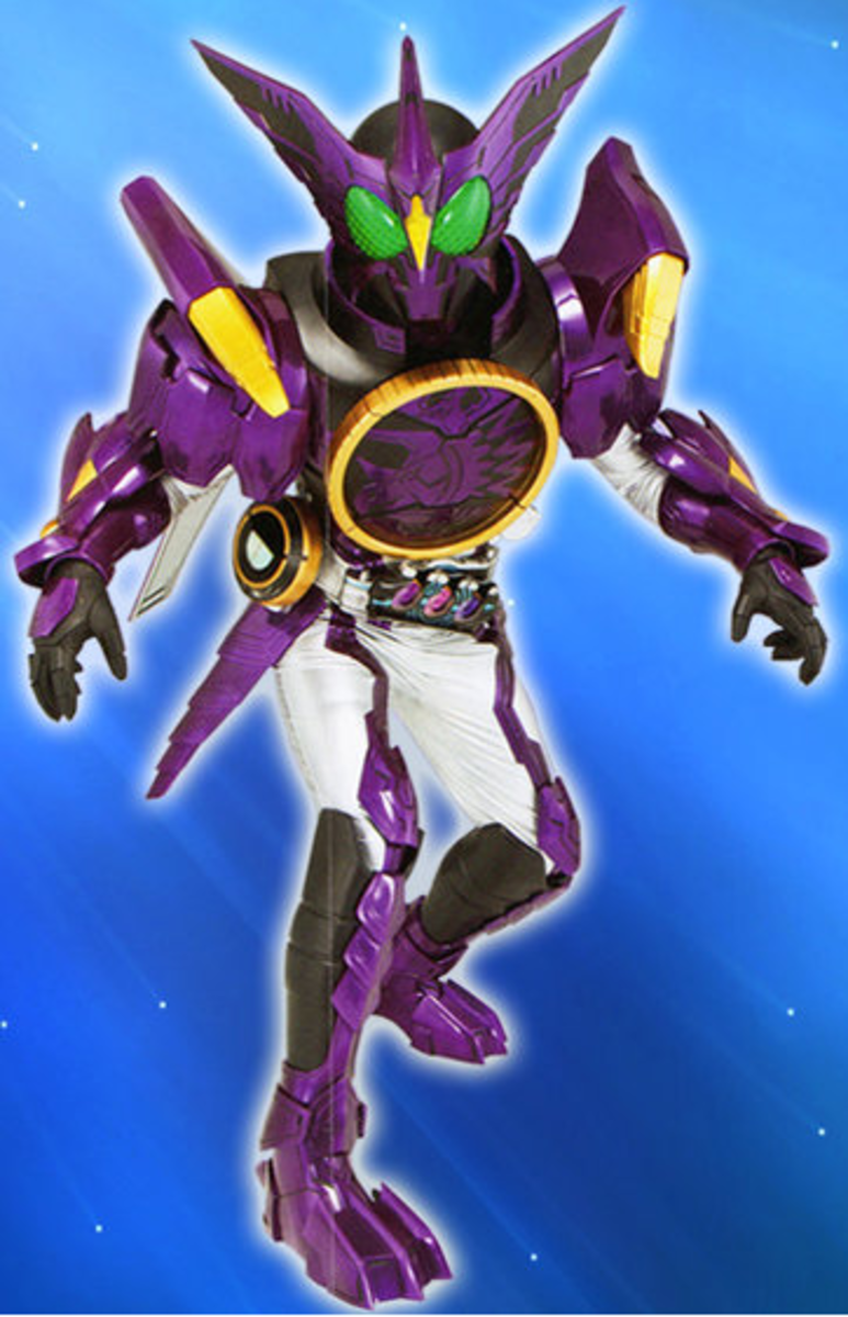 Holy poop he's purple and he has freaking dinosaurs on him he's like everything I could ever want in a man. can he even move in an outfit that cluttered. It doesn't even matter he's perfect.