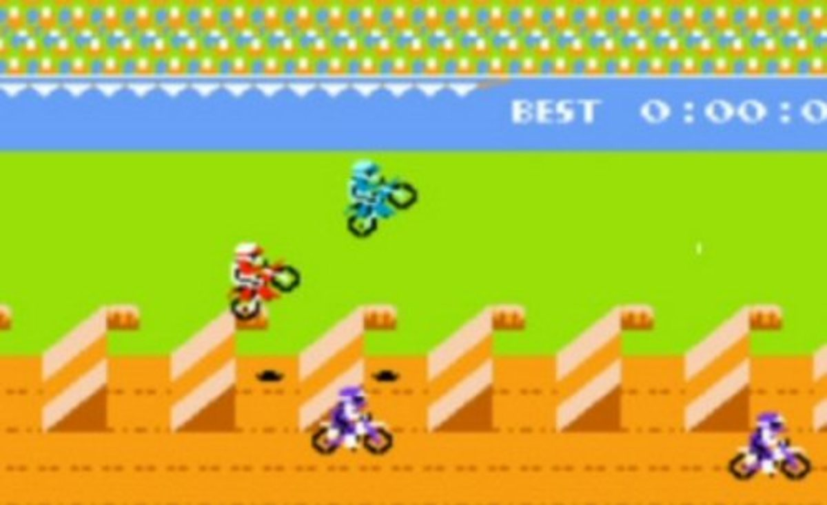 Top 10 Motocross Games