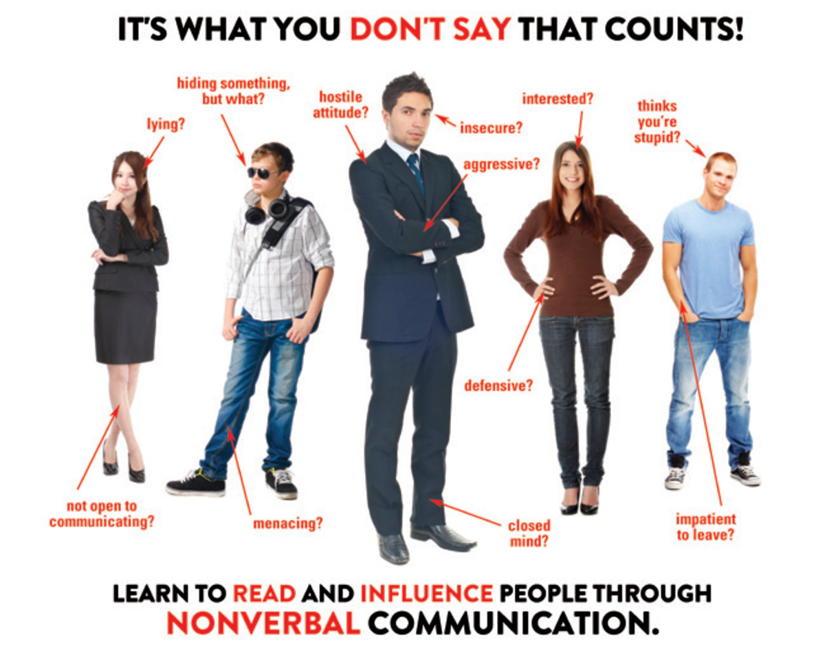 How to Understand His Body Language