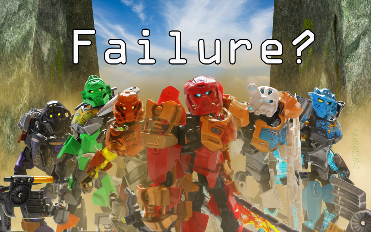 "Was ""Bionicle"" 2015 a Failure?"