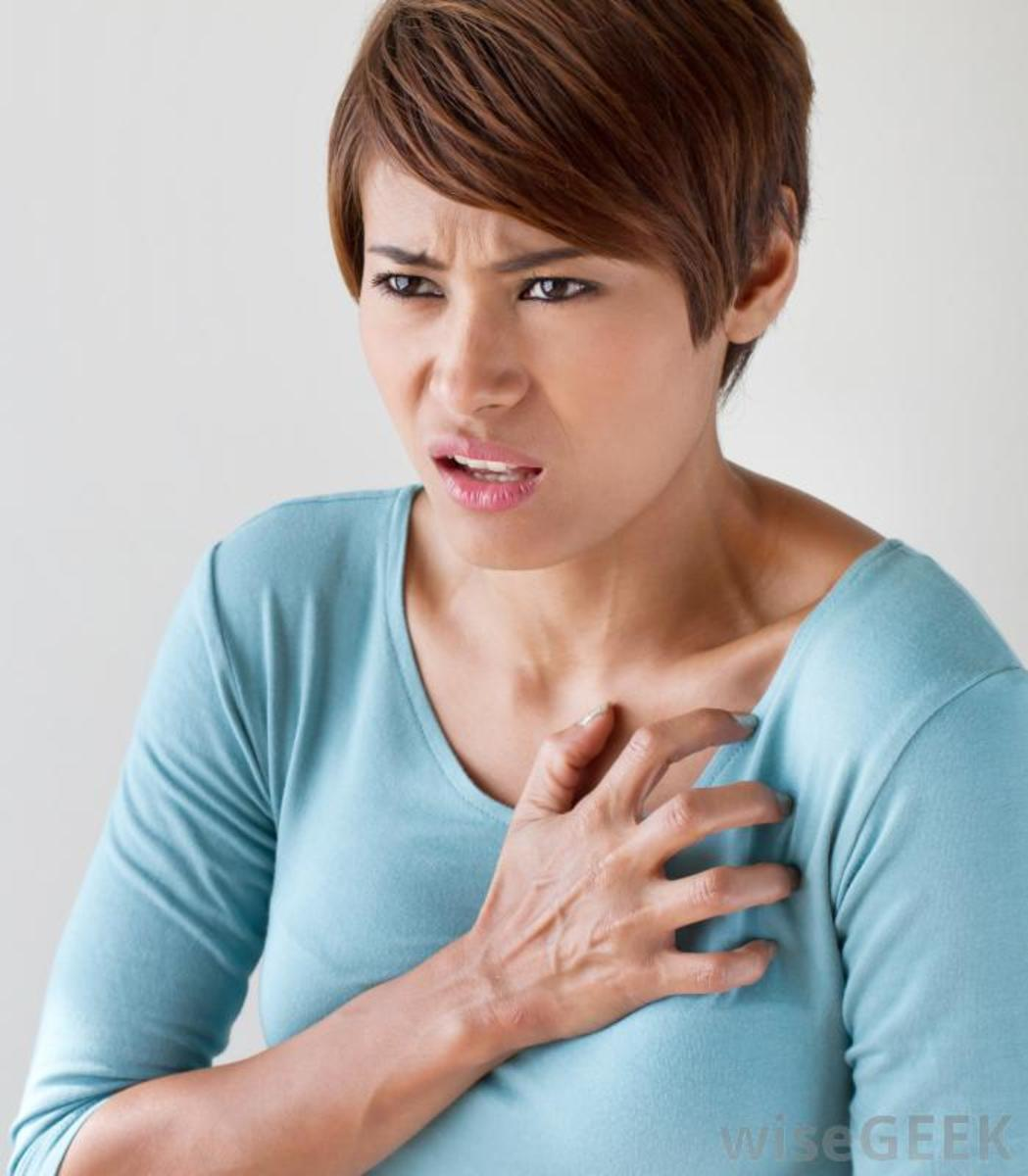 Have Chest Pains? It Could Just Be H Pylori.