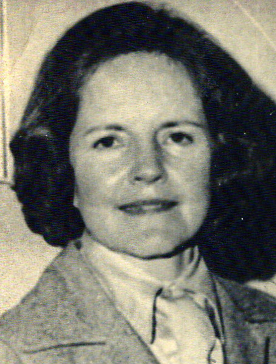 Nancy Astor Haysom