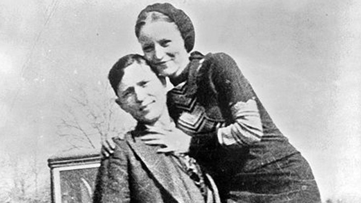 Bonnie Park with Clyde Barrow
