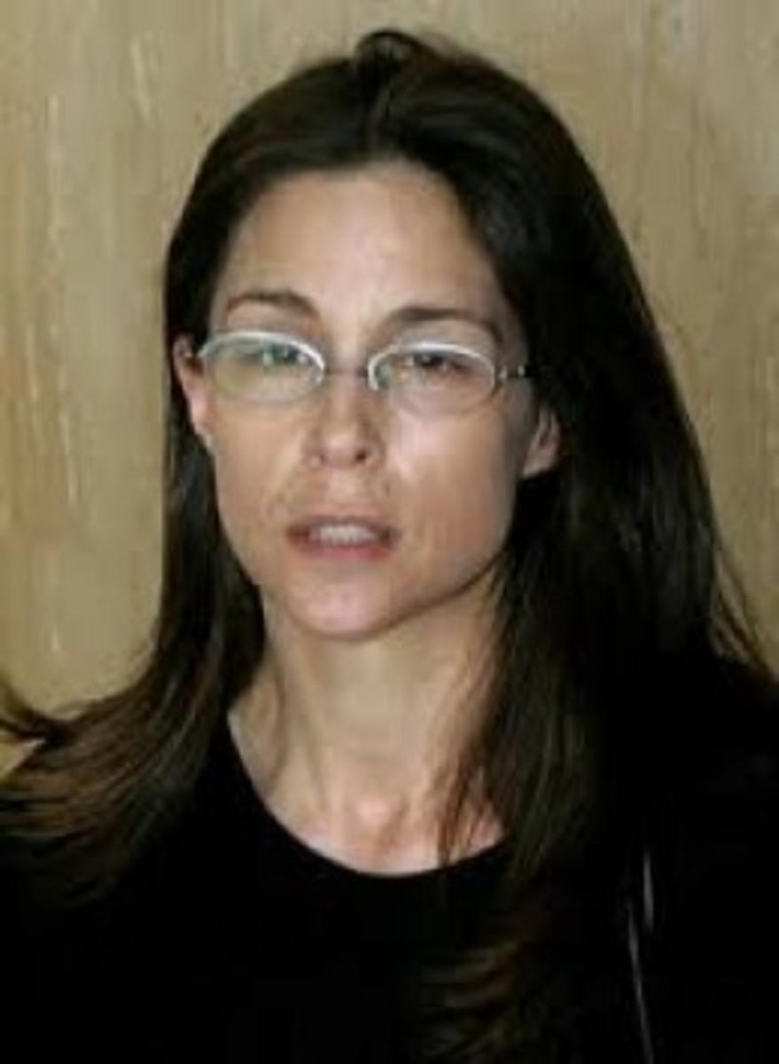 Nancy Kissel during her trial