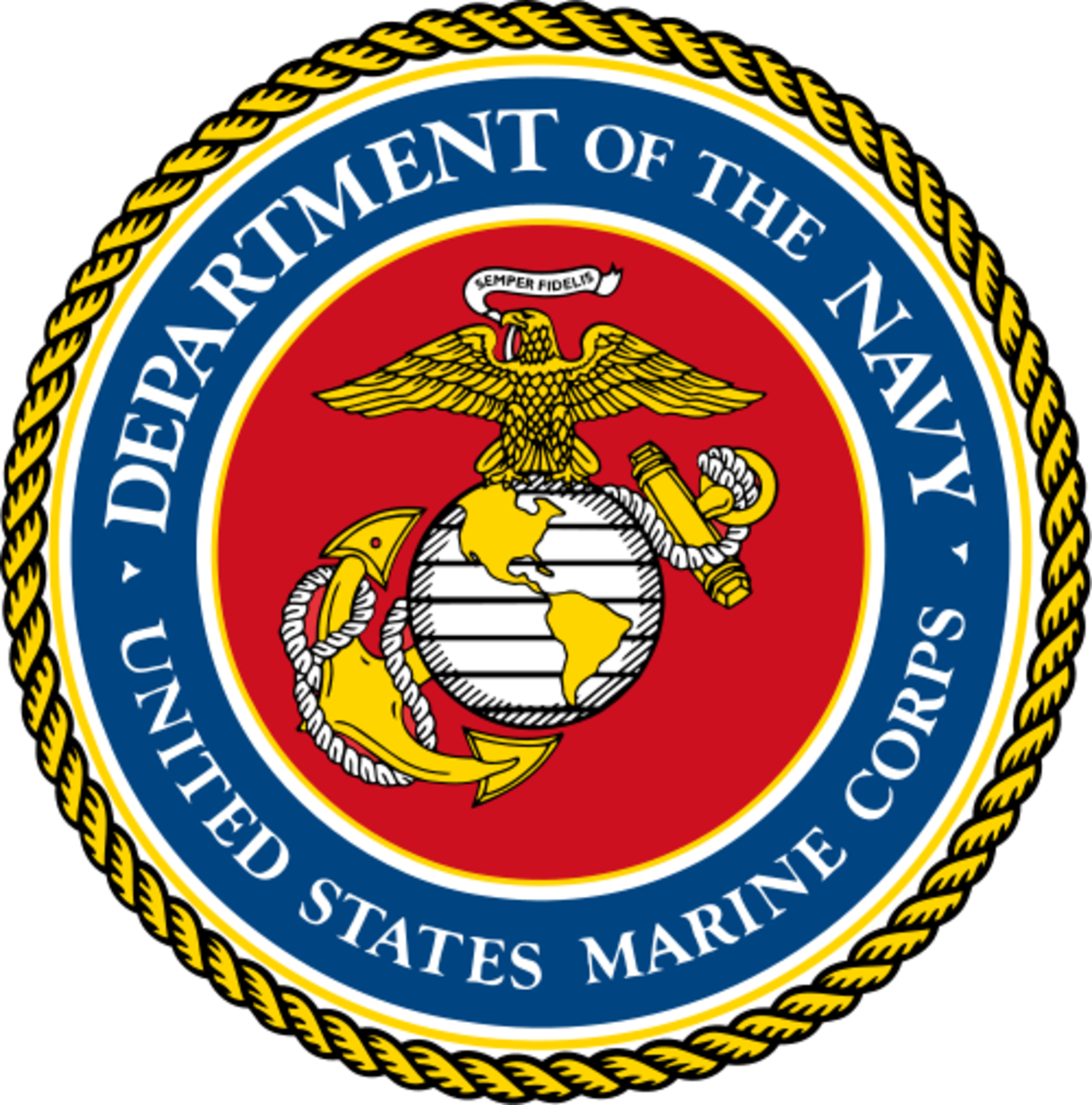 President Eisenhower signed an executive order on this date in 1954 formally adopting the Marine Corps' seal.