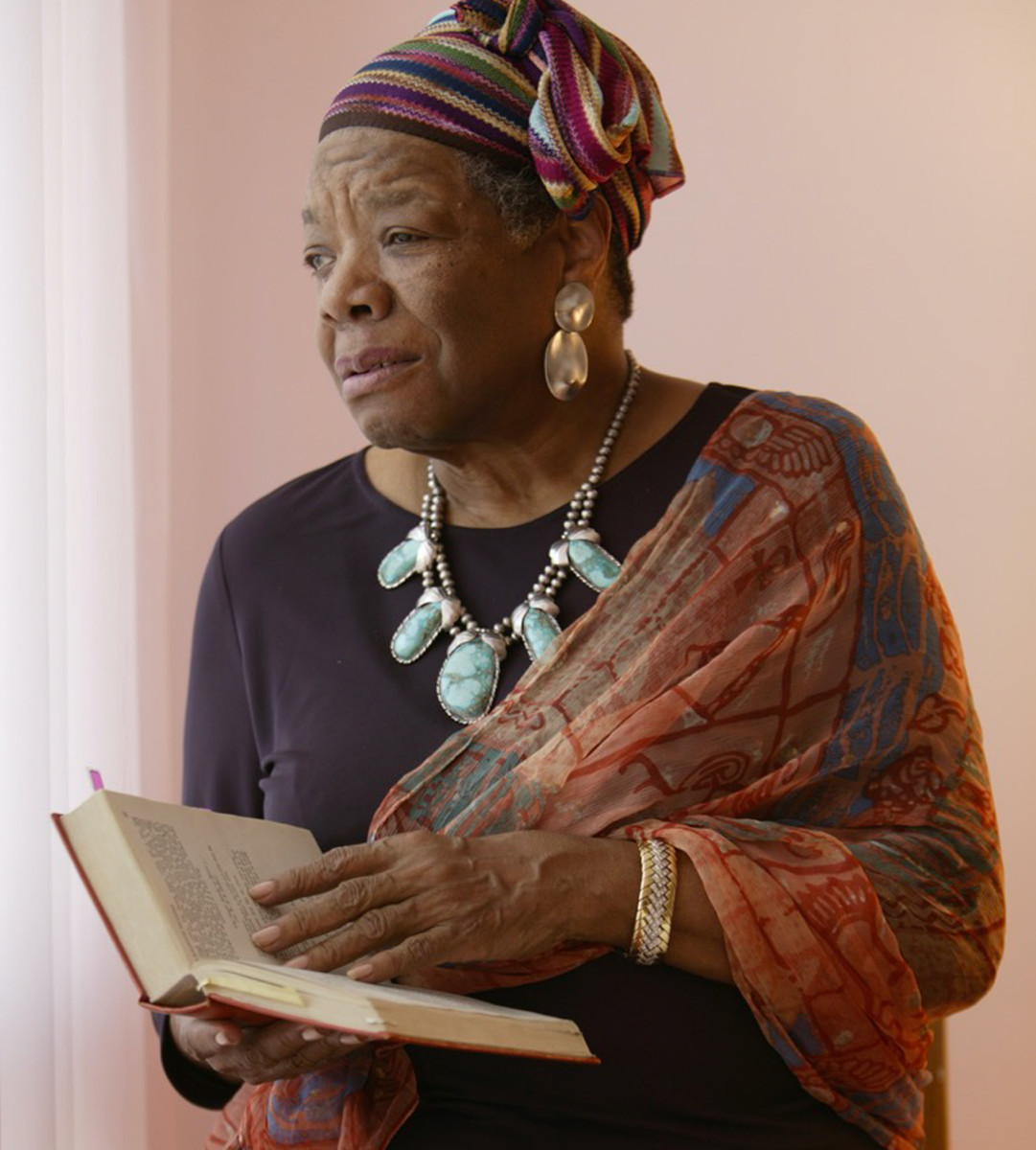 Maya Angelou's