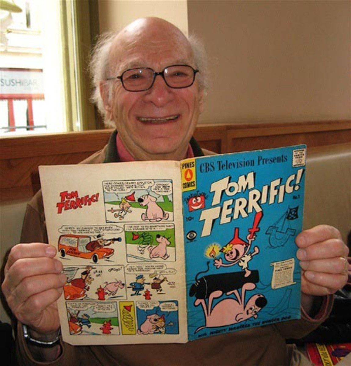Following Paul Terry's retirement, cartoonist Gene Deitch took TerryToons into the realm of television.