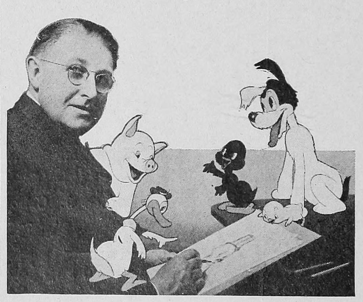 Paul Terry was one of the industry's earliest animators, starting his career in 1916.