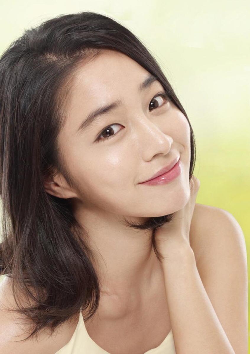 Lee Min Jung Beautiful Award Winning South Korean Actress