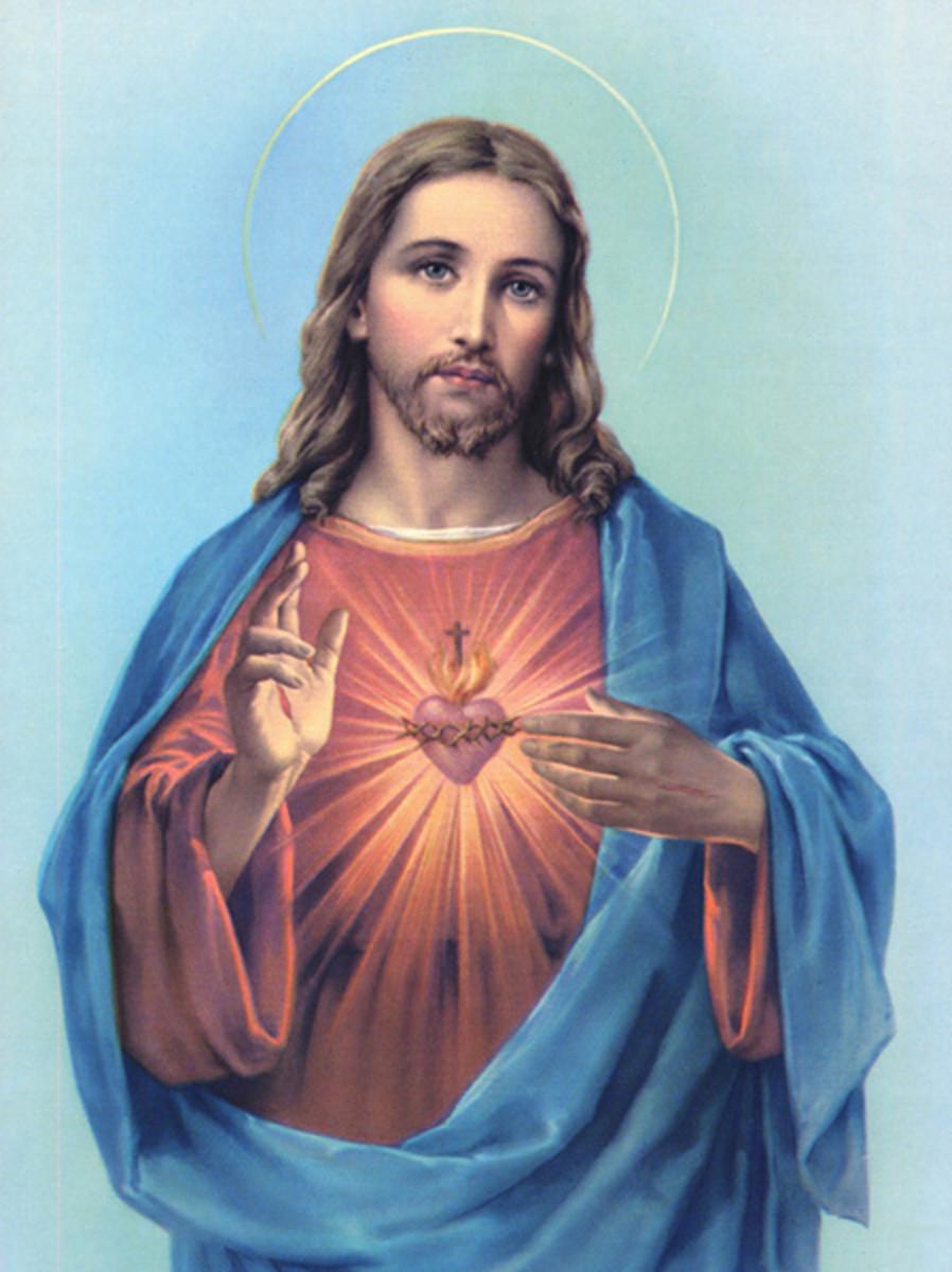 The most popular depiction of Jesus Christ