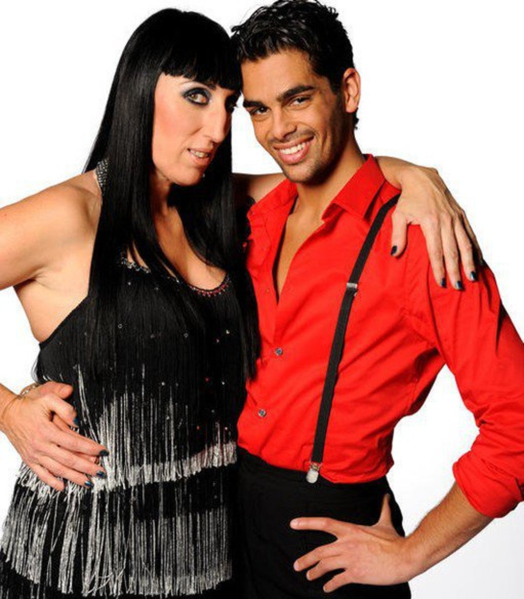 French Cha Cha Cha Songs in Dancing with the Stars. Part 1 of 2