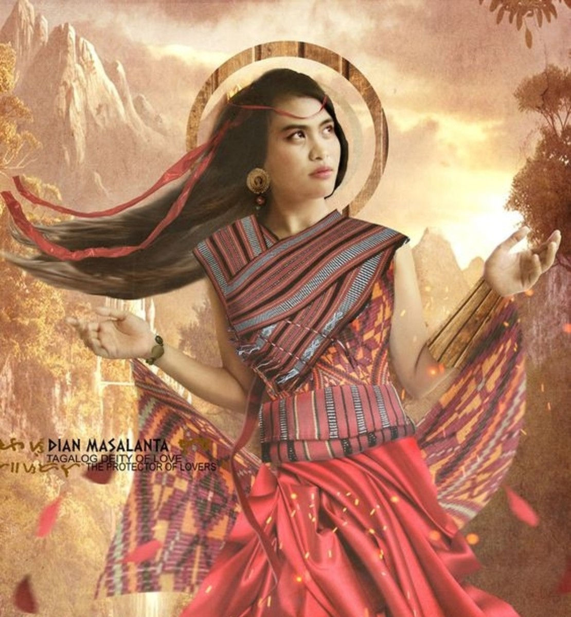 The Enchantress Maria Makiling (Mountain Goddesses of the