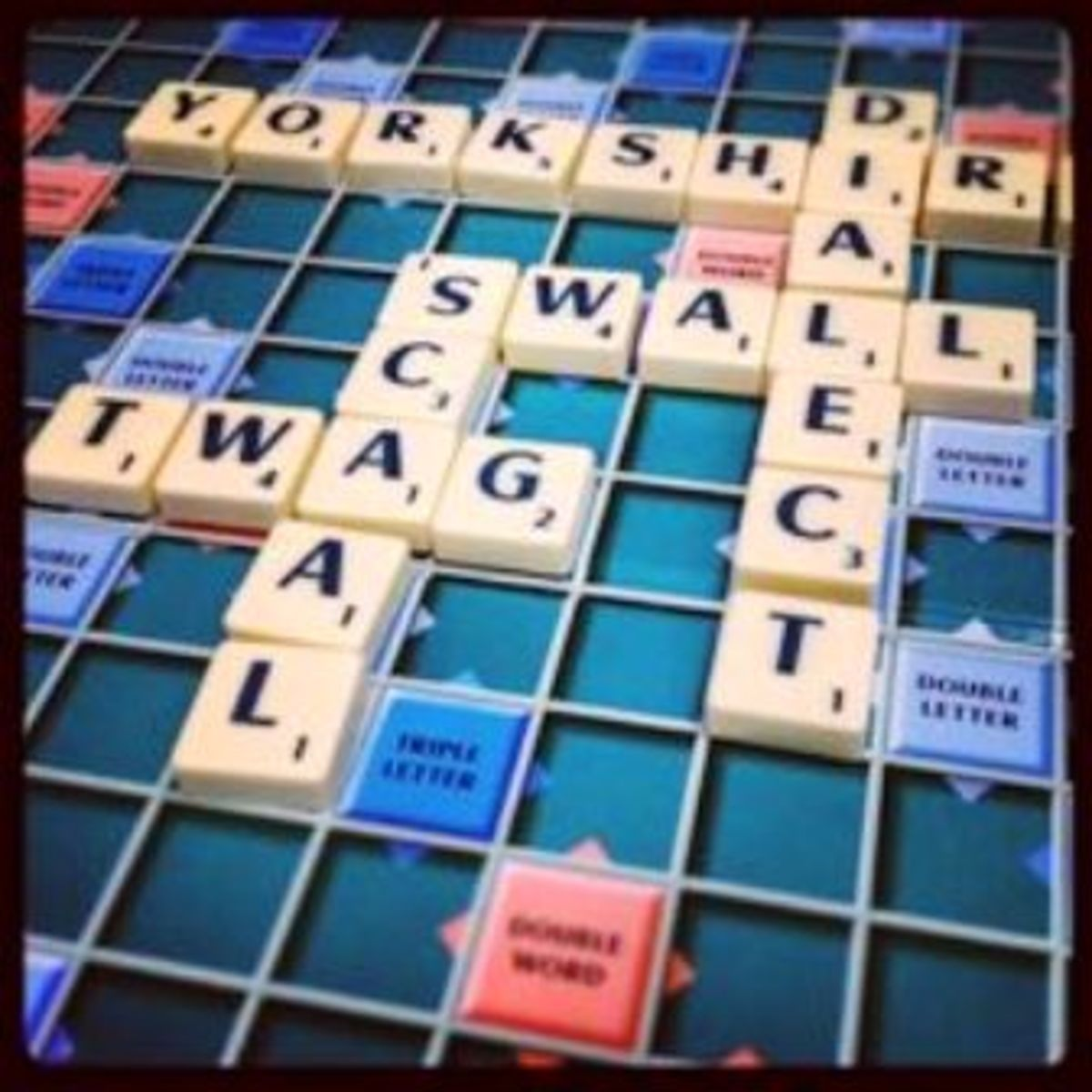 Test your knowledge of Yorkshire and its dialects with this new version of Scrabble