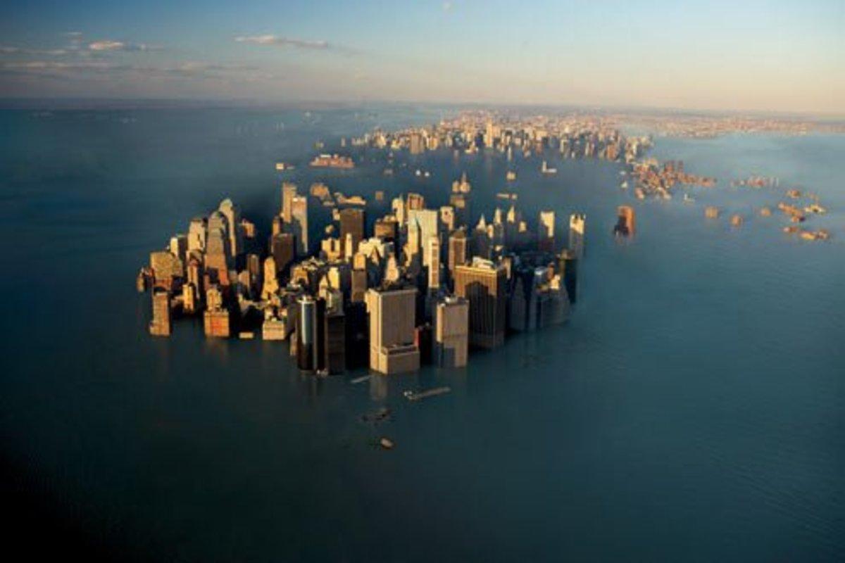 New York Under Water