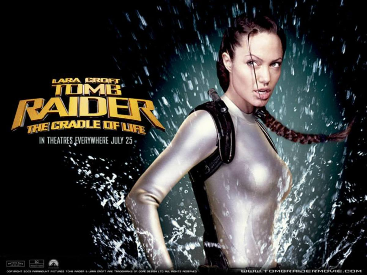 Lara Croft: Tomb Raider, The Cradle of Life (2003) - Role Reprised by Angelina Jolie
