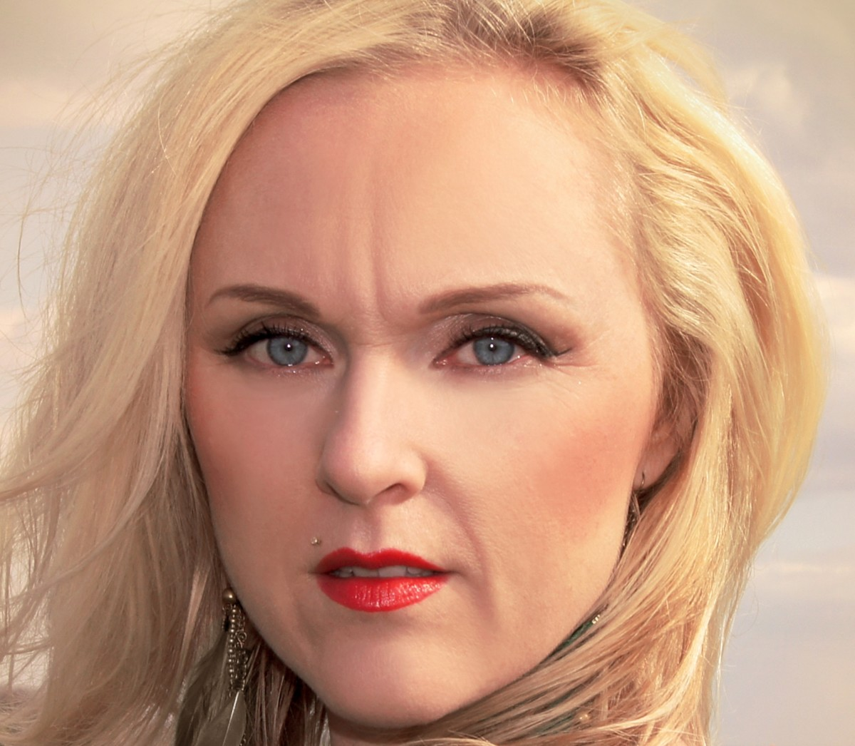 Liv Kristine was the vocalist for Theatre of Tragedy from 1993 through 2003. She would then join the band called Leaves' Eyes.