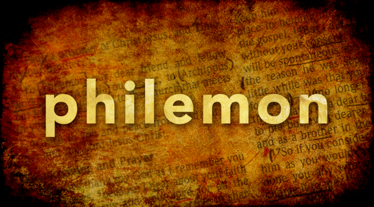 What is Slavery and How do We Stop It? Understanding the Book of Philemon