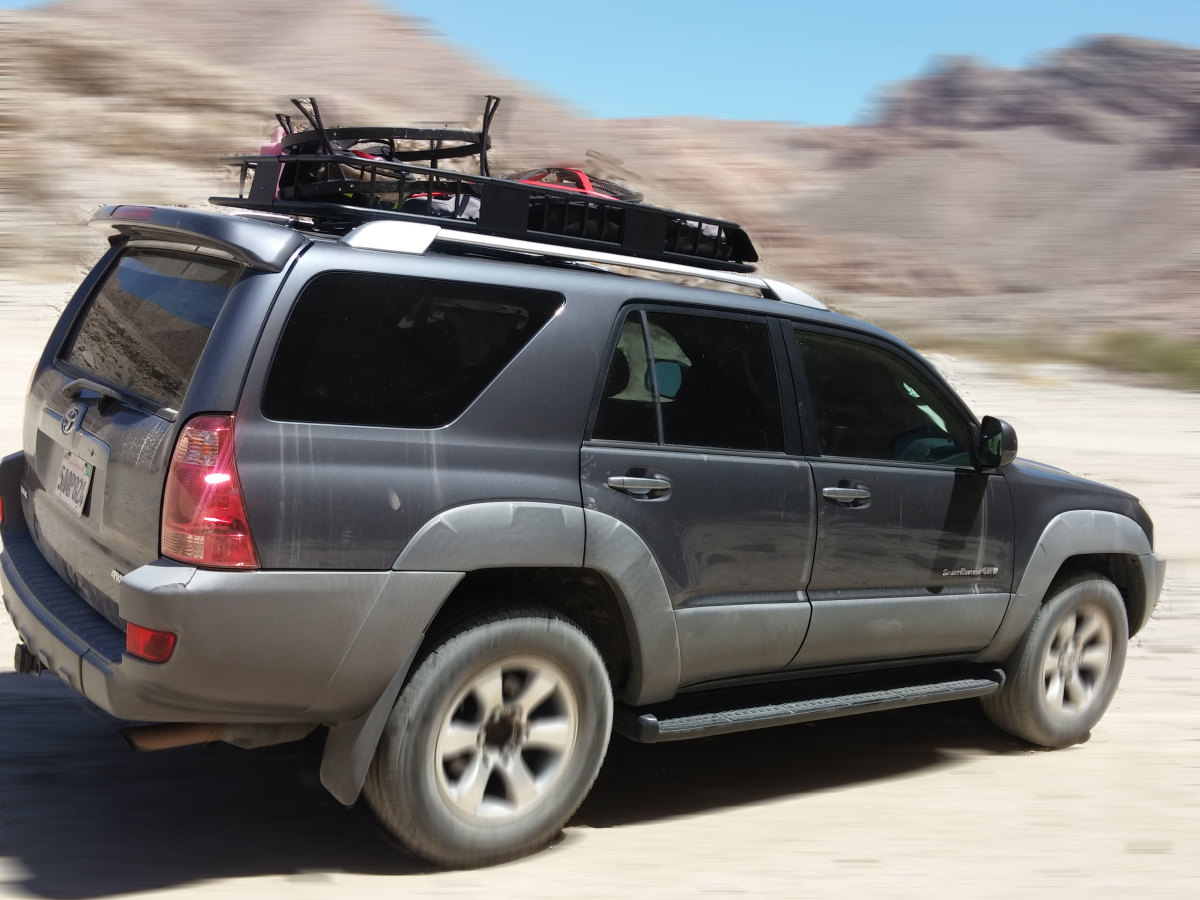 Choosing The Perfect Overland Vehicle - When You Have A Finite Amount Of Money