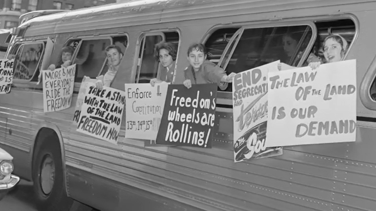 How Did the Freedom Riders Change Society?