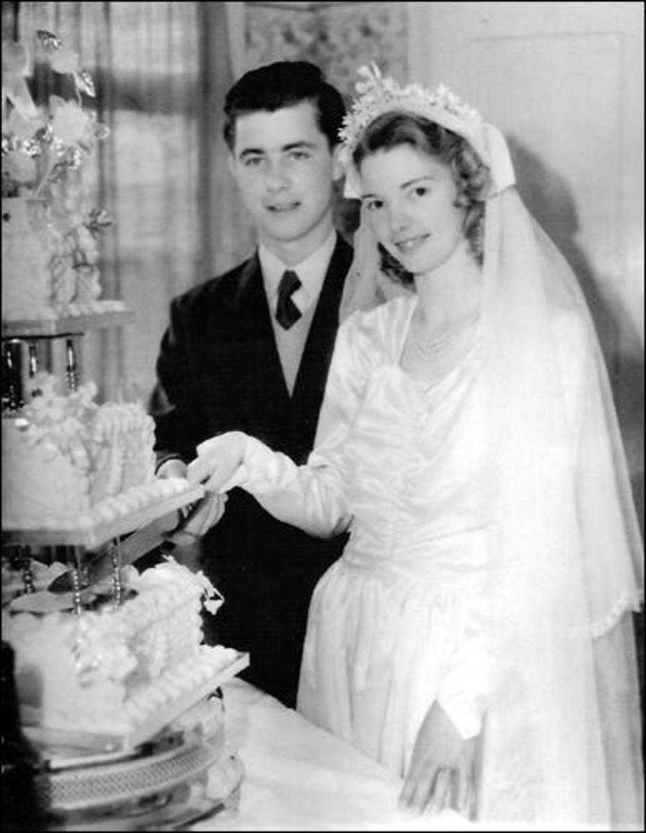 A Wedding in 1953