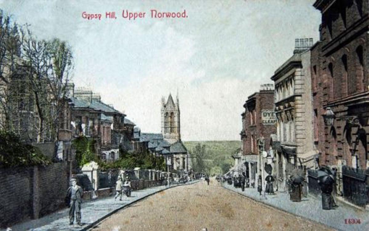 Gypsy Hill Norwood