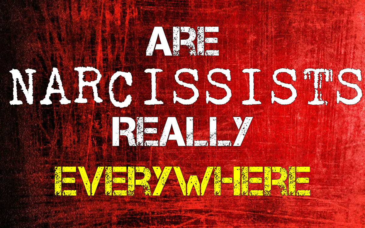 Are Narcissists Really Everywhere?