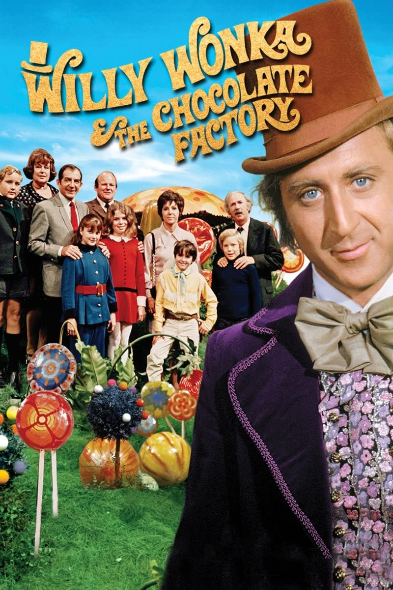 Willy Wonka and the Chocolate Factory Film Review