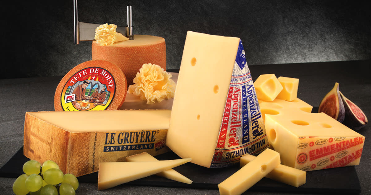Swiss Cheeses