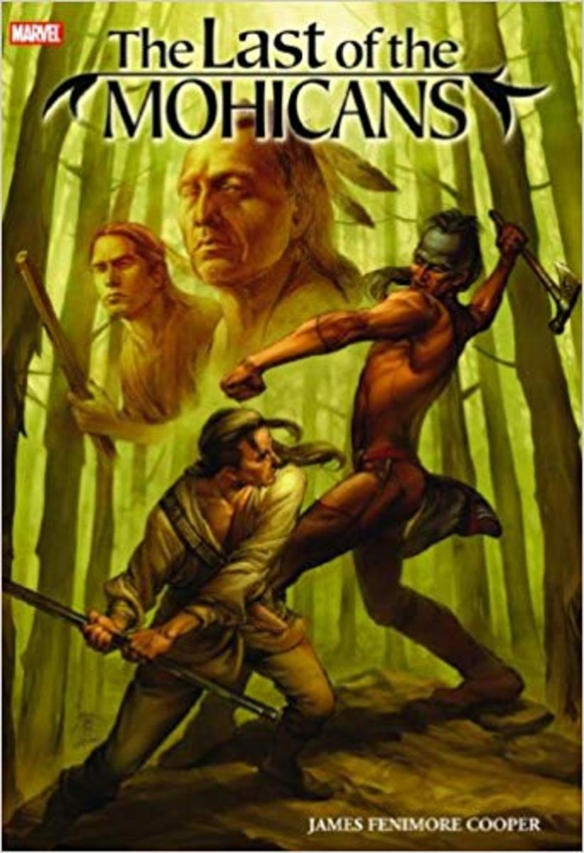 The Last of the Mohicans (Marvel Illustrated) by James Fenimore Cooper
